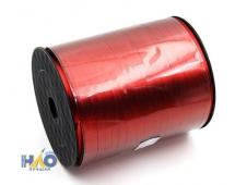 Лента упаковочная,  5мм*450м красная