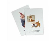 Игра карточная. Серия Игры для ума. ЕQ Эмоциональный интеллект. 40 карточек. 8*12 см. ГЕОДОМ (ISBN нет)