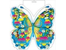 "Плакат вырубной ""Бабочка"" 071.007"
