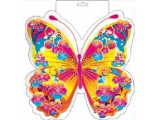 "Плакат вырубной ""Бабочка"" 071.009"