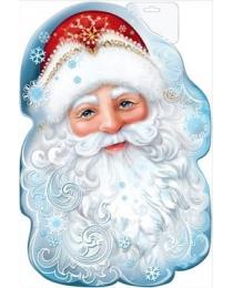 """Плакат """"Дед Мороз"""" 0800932"""