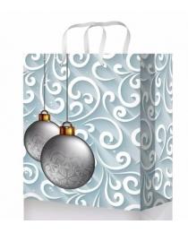 Новый Год 2061/2095 mix MPremium Пакет подарочный (180*227*100)