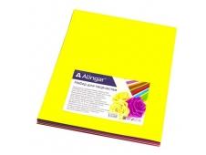 Материал для творчества фоамиран Alingar, А3, 2 мм, 10 цветов, ассорти, упаковка полиэтилен AL6585