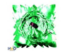 Гирлянда-растяжка из фольги 3м