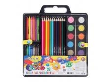Набор для рисования, deVENTE «COSMO», 12 цветов, пластиковая упаковка, европодвес 8079000