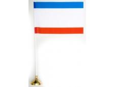Рубин Флажок Крым 18*11,5