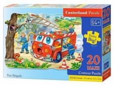 """Пазлы Castorland  """"20"""" маxi  для мальчиков, арт. C-02146"""