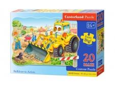 """Пазлы Castorland  """"20"""" маxi  для мальчиков, арт. C-02139"""