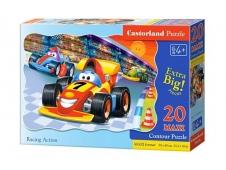 """Пазлы Castorland  """"20"""" маxi  для мальчиков, арт. C-02306"""