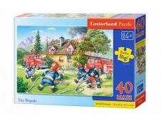 """Пазлы Castorland  """"40"""" маxi  для мальчиков, арт. B-040025"""