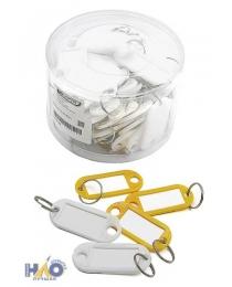 Бирки для ключей (50ШТ)