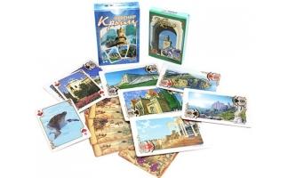 Карты игральные сувенирные Крым 54 шт