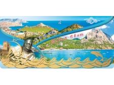 НЛО Набор открыток евро Судак и Новый Свет