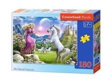 """Пазлы Castorland  """"180"""" для девочек, арт. В-018024"""
