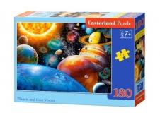 """Пазлы Castorland  """"180"""" для мальчиков, арт. В-018345"""