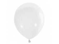"M 12""/30см Пастель WHITE 004  100шт шар латекс"