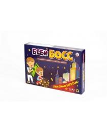 """""""БЕБИ БОСС"""" Игра для развития памяти и внимания с карточками (ТМ Ракета) , арт.Р2701"""