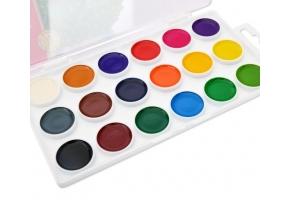 Краски акварельные