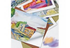 Папки для акварели и рисования