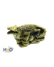 СУВЕНИР С.В.Статуэтка крокодил К-70