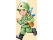 Без надписи (военный мальчик) 29,978,00