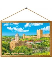 Картина на холсте №00007 И.К. Феодосия Генуэзская крепость