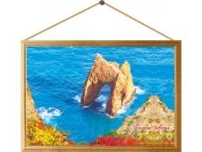 Картина на холсте №00019 Золотые Ворота