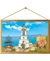 Картина на холсте №00025 Храм Маяк