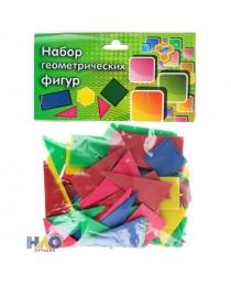 Набор геометрических фигур (с европодвесом)