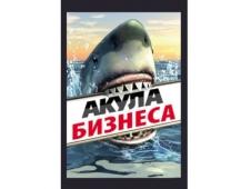 Диплом праздничный (9-30) Акула бизнеса 9-30-0052