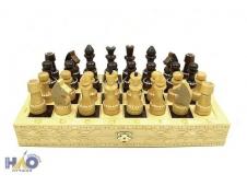 Шахматы обиходные инкрустированные 290х145х38 ИН-6426