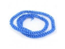 Проволока синельная Кучеряшка, d=15 мм, длина 1м, цвета ассорти, п/п с е/подвесом
