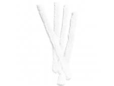 Проволока БЕЛАЯ синельная Пушистая d=30 мм, длина 30см, 4шт, п/п с е/п арт.FD030033-5