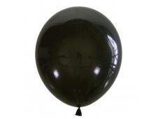 "M 9""/23см Декоратор BLACK 048 100шт шар латекс"