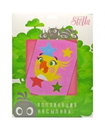 Набор д/творчества ACTION! Stella, КАРТИНКА ПЕСКОМ, 29*21см, коробка с е/п, 4 дизайна