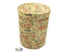 Набор коробок 4 в 1 Цветы крафт (23*23*25-15*15*20см) ПП-0616
