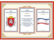 НЛО Плакат А-2 Символика Крыма