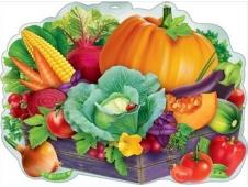 Ящик с овощами 0800738