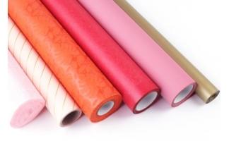 Бумага упаковочная листовая или в рулонах