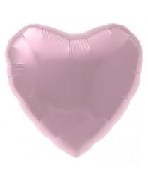 Шар Agura Сердце Сиреневый (19 дюймов, 25 шт в уп) 750964