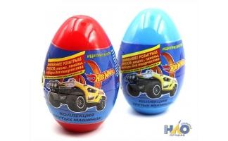 Игрушки-яйца