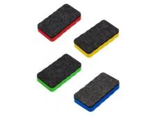 """TM""""Legend""""Губка магнитная для маркерных досок 57х110 мм (МН-4046)"""