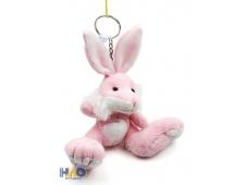 Мягкая игрушка Брелок кролик на присоске Д-60,61