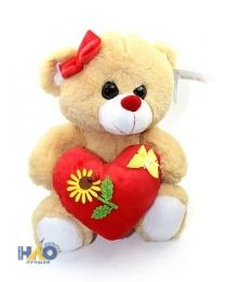 """Мягкая игрушка """"Мишка Бони светло-коричневый"""" 25см"""