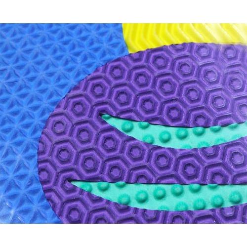 Развивающий коврик, материал EVA,  элемент 31х31 см. HK 8