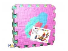Развивающий коврик, материал EVA,  элемент 29х29 см. HK 3