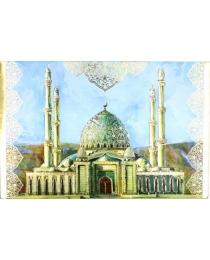 АРТ ДИЗАЙН-Н двойная Б/Н. (орнамент мусульманский) 0305.115
