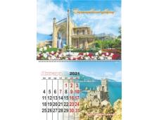 Календарь на магните Крым 2021 Расширенный № 051 Воронцовский дворец
