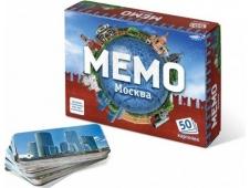 "Мемо ""Москва""  (50 карточек) /48(НИ), арт.7205"