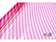 Пленка в ролике Слеш розовый, сиреневый  40мкм ,200 гр 0,72*7,5м